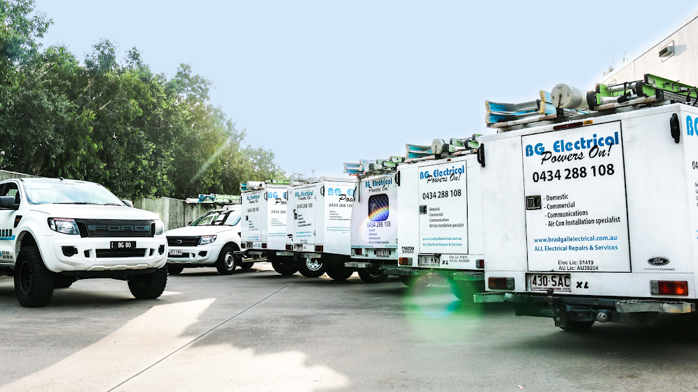 BG ELECTRICAL & AIR CON – Electrician Brisbane & Air Conditioning Specialists