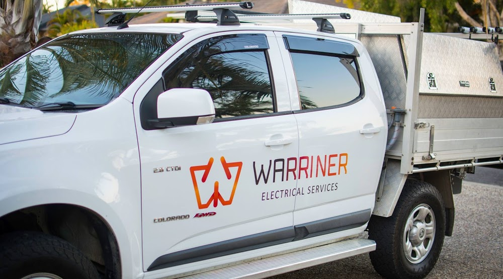 ELECTRICIAN – Warriner Electrical Services