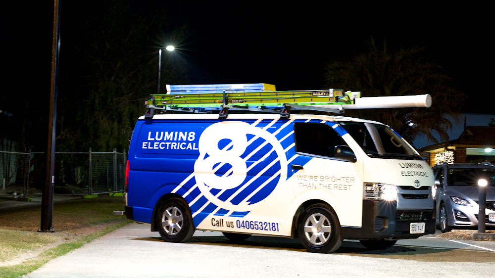 Lumin8 Electrical Brisbane – Residential and Commercial AirCon Lighting Phone & Data Cable Services