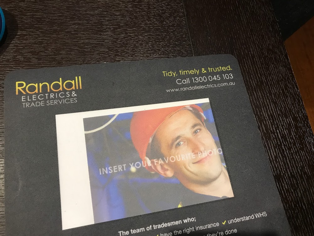 Randall Electrics – Residential, Commercial and Emergency Electricians in Sydney